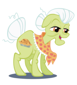 Granny smith revectorized by kna-d4gd7rm