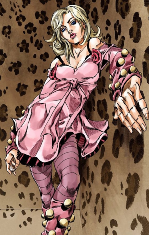Lucy in SBR 49