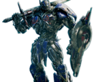 Optimus Prime (Transformers Cinematic Universe)