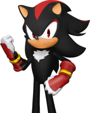 Shadow The Hedgehog Sonic Boom Heroes Wiki Fandom