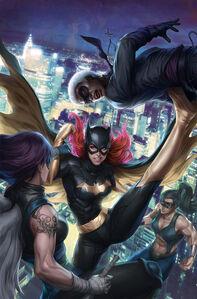 Batgirl Vol 4 11 Textless