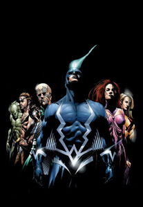 Black-Bolt-Royal-Family