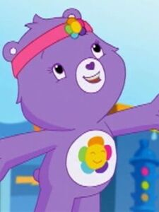 Care bears adventures in care-a-lot.harmony bear