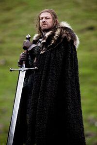 Edd Stakr's sword