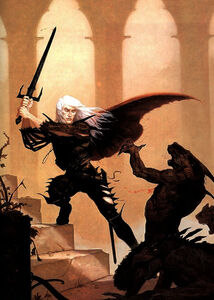 Elric fight