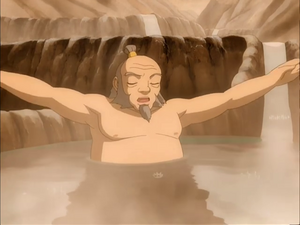 Iroh in Bath.
