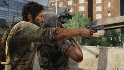 Joel with human shield 1370388246