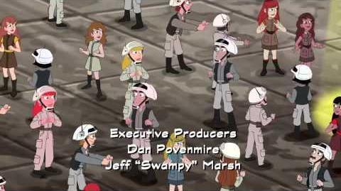"""Phineas y Ferb Star Wars - """"¡Rebeldes Aqui!"""" Español Latino (HD)"""