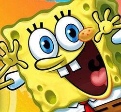 Spongebob happy place 3678