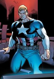 Steven Rogers (Earth-616) from Siege Vol 1 1 001
