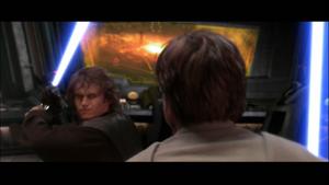 Vader forcibly