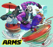 ARMS New Year