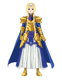Alice Synthesis Thirty UW Full Body