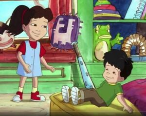 CTW Dragon Tales Emmy and Max copy