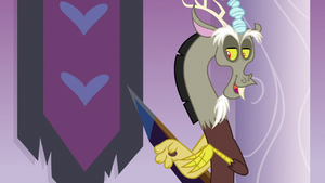 Discord oh, I couldn't possibly S9E2