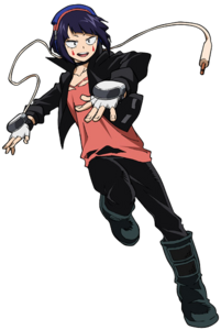 Kyoka Jiro Full Body Hero Costume Action