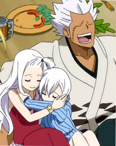 Mirajane, Elfmann and Lisanna