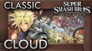 Super Smash Bros. Ultimate Classic Mode - CLOUD - 9