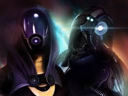 Tali and Legion