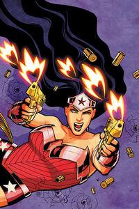Wonder Woman Vol 4 8 Textless