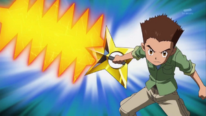 6-06 Jeremy Tsurgi and Rare Star Sword