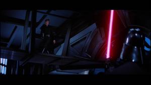 Darth Vader scales