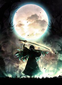 Muichiro moon