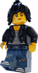 Nya lego ninjago movie