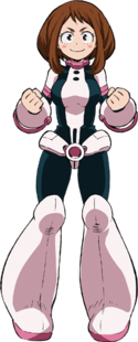 Ochako Costume Full Body