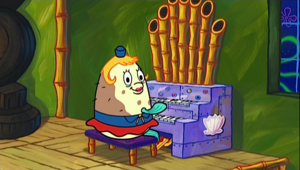 SpongeBob SquarePants - Mrs. Puff Truth or Square