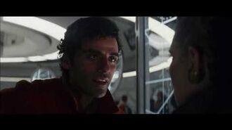 The Last Jedi - Leia Teaches Poe