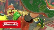 ARMS - Meet Min Min (Nintendo Switch)