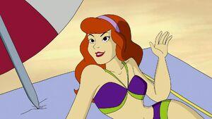 Daphne in Beach 05