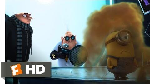 Despicable Me (5 11) Movie CLIP - Gru's Lab (2010) HD