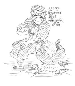 Inosuke vs himejima