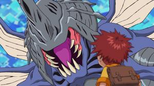 Kabuterimon and Koshiro