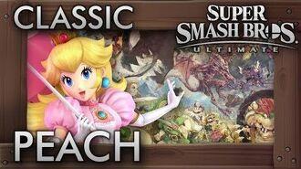 Super Smash Bros. Ultimate- Classic Mode - PEACH - 9