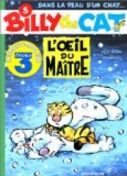 Cvt Billy-the-Cat-tome-5--LOeil-du-maitre 5134