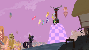 Discord Main ponies S2E2