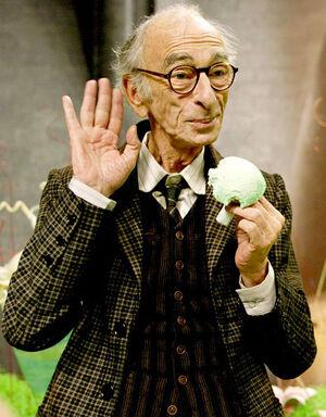 Grandpa Joe Charlie And The Chocolate Factory Wiki