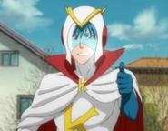 Kon as Karakura-Raizer