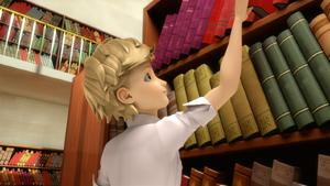 The Evillustrator - Adrien