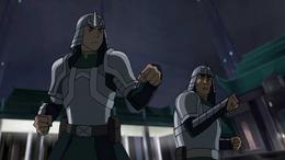 Zaofu security team