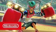 ARMS - Meet Spring Man (Nintendo Switch)