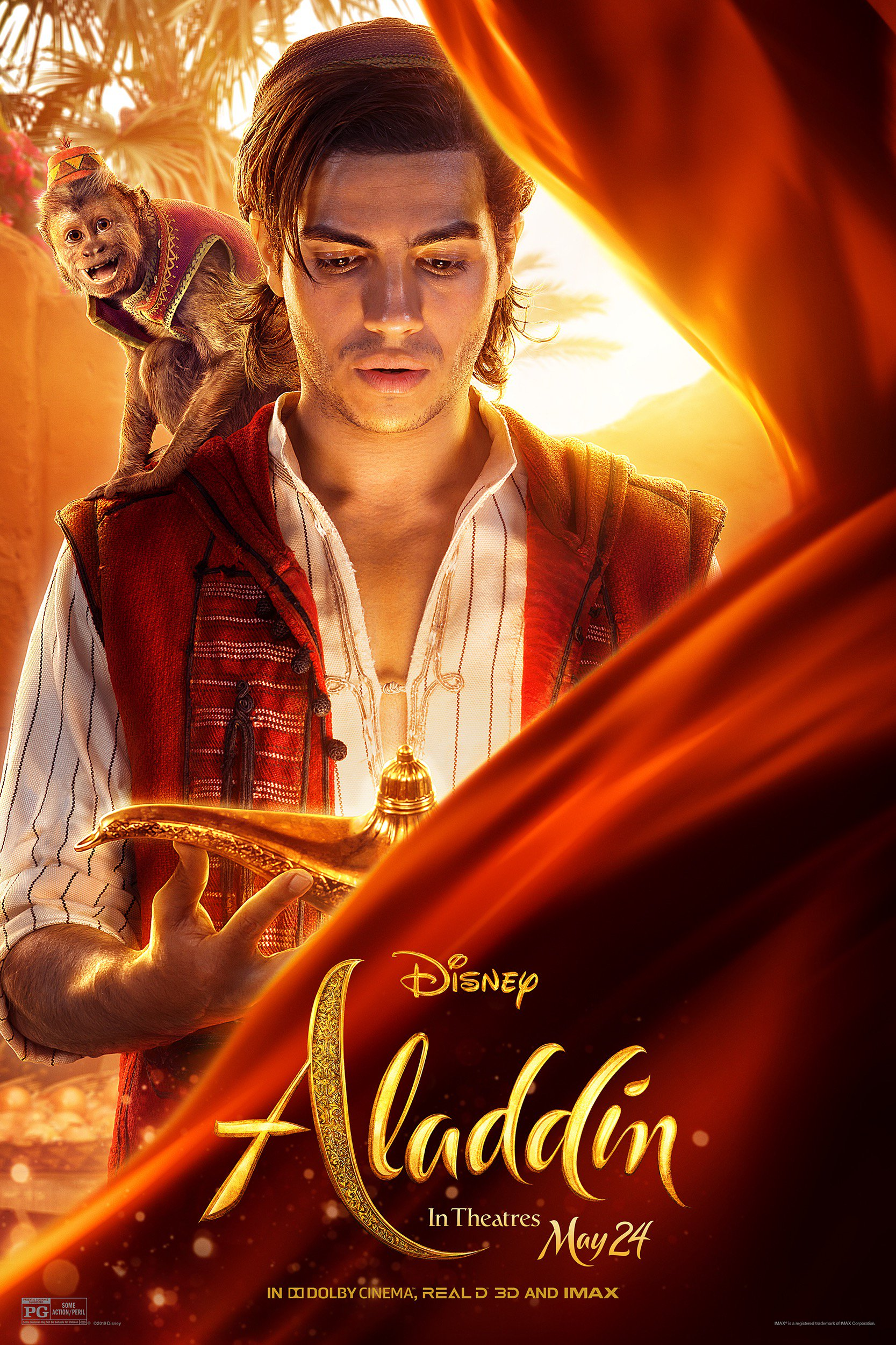Aladdin (2019) | Heroes Wiki | Fandom