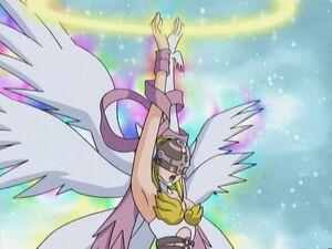 Angewomon Use Saint Air