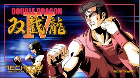 Double Dragon IV - Playthrough