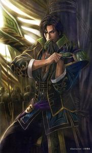 Fa Zheng 15th Anniversary Artwork (DWEKD)
