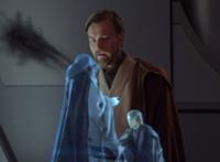 Obi-Wan sees Darth Vader