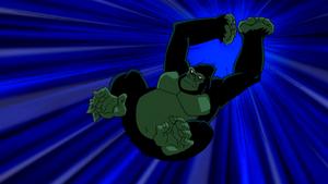 Beast Boy as Gorilla